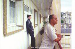20894 La Mans -  Paradoxalemans -vue Particuliere . Martin Kasimir - Beaux Arts 2002 - Garcon