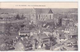 20895 Rennes Vue Vol D´oiseau, Sud -ouest . AG 104 . Saint Anne, Saint Michel, Saint Martin Saint Aubin