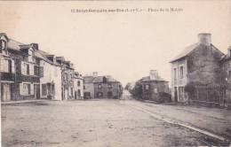 20897 SAINT GERMAIN SUR ILLE / PLACE DE LA MAIRIE - 12 Le Roy éd - - Saint-Germain-sur-Ille
