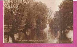 BEDFORD   -   * THE RIVER OUSE *   -   Pablisher :JUDGES LTD  N°15131 - Bedford