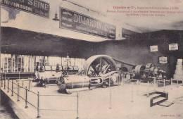 ¤¤  -   LILLE  -  Moteur Compoud - Dujardin Et Compagnie Ingégnieurs - Constructeurs   -  ¤¤ - Lille