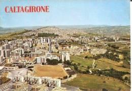 3221/A - CALTAGIRONE (CATANIA) - Panorama - Catania