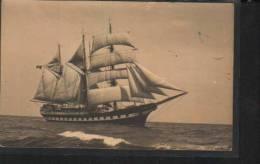 G0274 VELIERO NAVI SHIP VELIERI - Voiliers