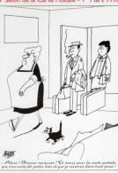 CPM Jacques Faizant Rueil Malmason Salon De La Carte Postale - Faizant
