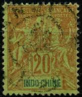 Indochine (1892) N 9 (o)