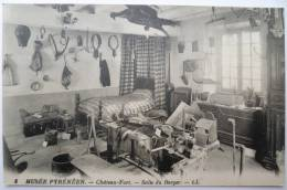 65 : Musée Pyrénéen - Château-Fort - Salle Du Berger - Lourdes
