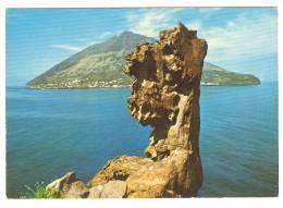 XW 832 Isole Eolie (Messina) - Stromboli / Non Viaggiata - Altre Città