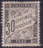 30c Duval Neuf * Bien Centré (Y&T N° 18, Cote: +315€) - Segnatasse