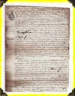 1807  -   Certicat Fait à Felletin   -  23 Creuse - Manoscritti