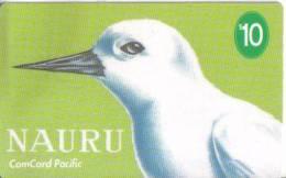 Nauru-brids-$10-(cp003)-used Card+2 Card Prepiad Frree - Nauru