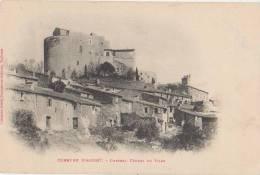 CPA 66 CORBERE D'AMONT Château Féodal De Vilar 1904 - Non Classificati