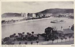 RAMSEY, I.O.M. - THE LAKE, MOORAGH PARK - Isle Of Man