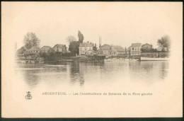 Les Constructeurs De Bateaux De La Rive Gauche - Argenteuil