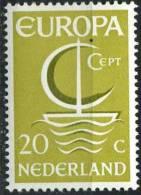 PIA - OLANDA  - 1966  : Europa  - (Un 837-38) - Europa-CEPT