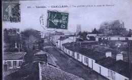 CHALANS - Challans