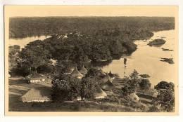 Congo Zagourski Afrique Qui Disparait  N° 196  Village Ouango  En  A.E.F. - Congo Belge - Autres