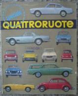 FIAT LANCIA ALFA ROMEO SIMCA MERCEDES QUATTRORUOTE SPECIALE 1963 - Motori