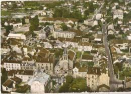 CPSM  VUE GENERALE AERIENNE SAINT GRATTIEN 95 SEINE ET OISE VAL D´OISE - Saint Gratien
