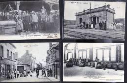 LOT 1 DE 80 CARTES AVEC GROSSES ANIMATIONS MOYENNES ET PETITES - 5 - 99 Postkaarten