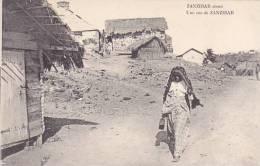 Tanzania Zanzibar Street Scene
