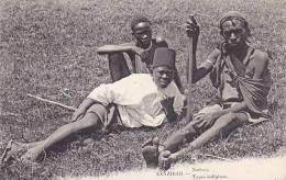 Tanzania Zanzibar Natives Types Indigenes