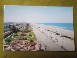 """world's Most Famous Beach "" Daytona Beach . Looking North Along / Etats Unis /ohio / Dayton - Dayton"