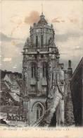 27 - Gisors - L'Eglise, Le Clocher - Gisors