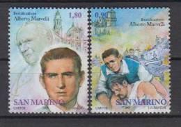 SAINT-MARIN  2005    . Personnalaités        N° 1983/1984    Cote   8.00 EURO   ( V 144 ) - Saint-Marin