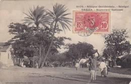 Senegal Dakar Boulevard National 1919 - Senegal