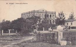 Senegal Dakar Hotel De La Marine 1917 - Senegal