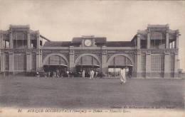 Senegal Dakar Nouvelle Gare Railroad Station