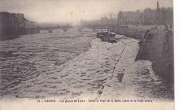 20916 NANTES Glaces Loire - Entre Pont Belle-Croix Et Pont Ifenry -18 Nozais - Nantes
