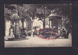 # I 2295 - AIX Les BAINS - La Fontaine Et La Source Des Deux Reines - (73 - Savoie) - Aix Les Bains