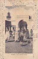 20925 OUDJDA RUE DU MARCHE AU GRAIN - Maroc Pittoresque - Editeur Millet -tampon Poste Militaire