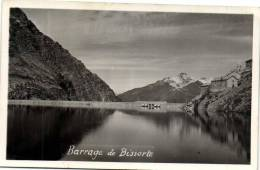 Barrage De Bissorte Recto Verso  Photo Leger St Jean De Mauriene - France