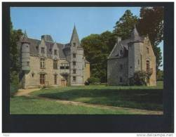 35  COMBOURG  Le Chateau De Lanrigan - Combourg