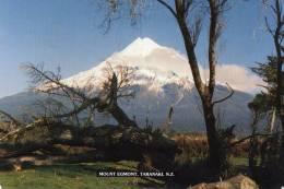 Mount Egmont, Taranaki, New Zealand - Tiki P3529 Posted To England 1994 - New Zealand