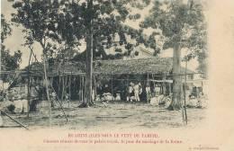Huahine Iles Sous Le Vent Choeurs Mariage De La Reine Queen Wedding Royal Family Palace - Tahiti