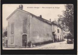 Ariege - Soueix - Rue Principale Du Village - Vve Loubet - Other Municipalities
