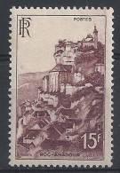 SZ--785A- N° 763,  * *  , COTE 5.35 € , SUPERBE , Voir Scan Pour Detail , - France