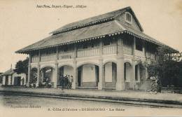 Dimbokro No 5 La Gare Edit Jean Rose Abidjan - Côte-d'Ivoire