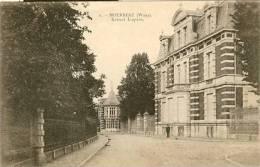 Moerbeke (Waas) - Kasteel Lippens : 1921 - Moerbeke-Waas