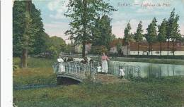 Berloz - Intérieur Du Parc - 1913 - Berloz