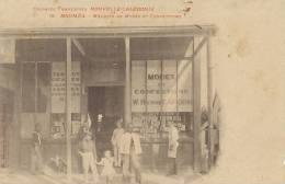 Noumea 16 Maison Editeur Cartes Postales Henry Caporn , Modes , Tabacs, Cartes Postales - New Caledonia
