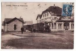 70  LURE   Gare Du Tramway   Passage Du Tramway      éditions CLB - Lure