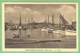 17 ILE D'OLERON - SAINT-TROJAN - Le Port - Ile D'Oléron