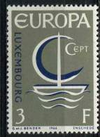 PIA - EUR - Lussemburgo - (Un 684-85) - Europa-CEPT
