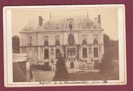 PHOTO CABINET -  071012 - Juin 1878 - Reposoir à La Moutonnière - M. RENARD à L'abbé - Lieux