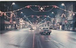 Etats Unis - Chrismas Decorations - Pittsburg, Kansas (voitures, Automobile, Américaine) - Kansas City – Kansas