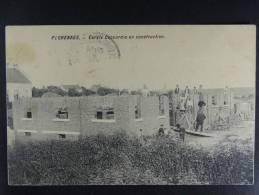 Florennes Cercle Concordia En Construction - Florennes